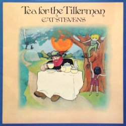 Cat Stevens - Tea For The Tillerman, LP, Reissue