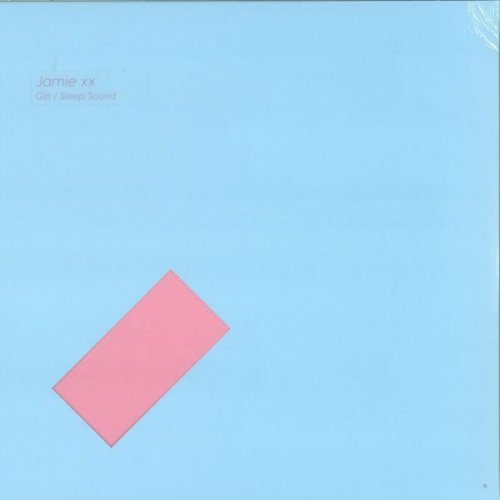 "Jamie xx - Girl / Sleep Sound, 12"", 45 RPM"