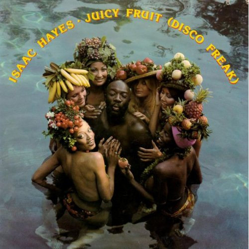 Isaac Hayes - Juicy Fruit (Disco Freak), LP
