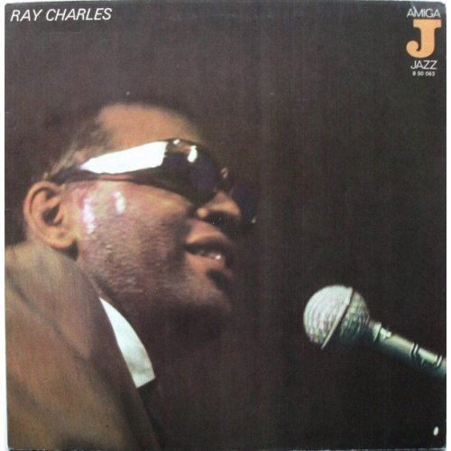 Ray Charles - Ray Charles, LP, Reissue, Mono