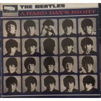 The Beatles - A Hard Day's Night, LP