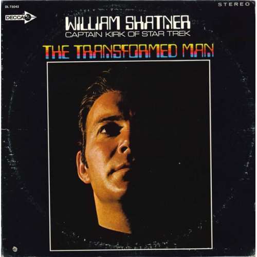 William Shatner - The Transformed Man, LP