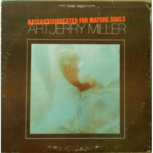 Art Jerry Miller - Rated X Suggested For Mature Souls, LP, Promo