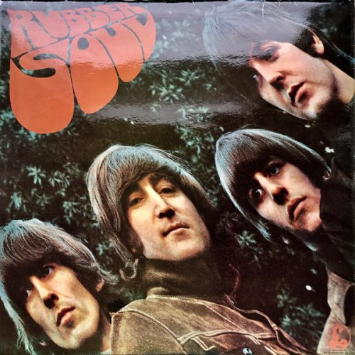 The Beatles - Rubber Soul , LP, Reissue