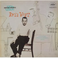 Claude Williamson Trio - Keys West, LP, Reissue, Mono