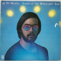Al Di Meola - Land Of The Midnight Sun, LP, Reissue