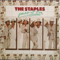 The Staples - Pass It On, LP