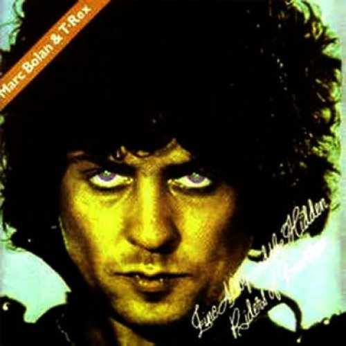 Marc Bolan & T•Rex - Zinc Alloy And The Hidden Riders Of Tomorrow - A Creamed Cage In August, LP