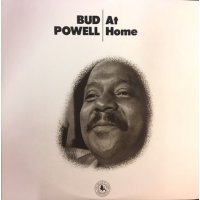 Bud Powell - At Home, LP, Promo