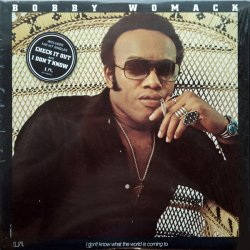 Bobby Womack - I Don't Know What The World Is Coming To, LP