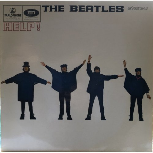 The Beatles - Help !, LP, Reissue