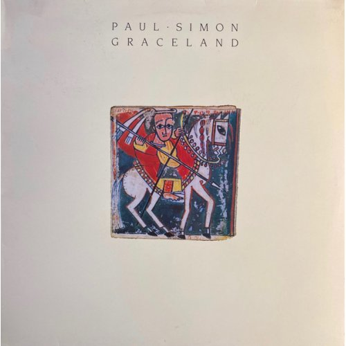 Paul Simon - Graceland, LP