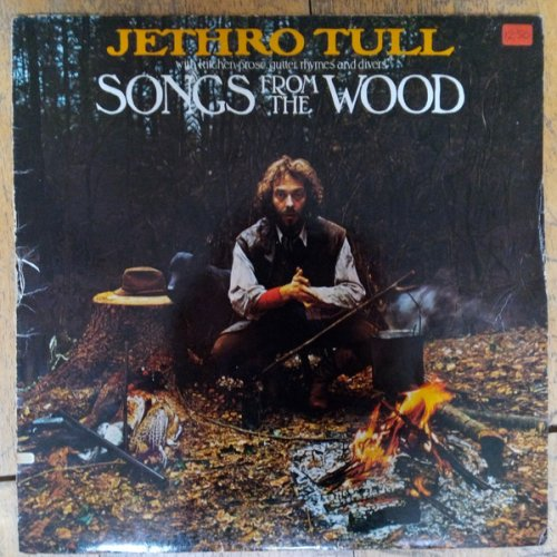 Jethro Tull - Songs From The Wood, LP