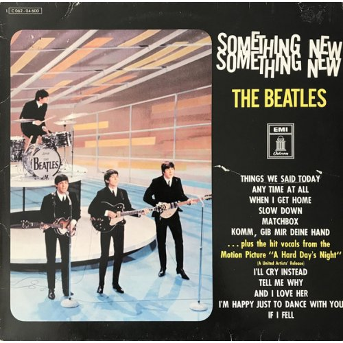 The Beatles - Something New, LP, Reissue