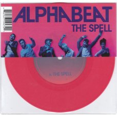 "Alphabeat - The Spell, 7"""