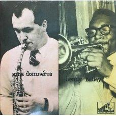 """Arne Domnérus, Benny Bailey - Arne Domnérus och Benny Bailey, 7"""", EP"""