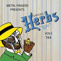 Metal Fingers - Special Herbs Vols 7&8, 2xLP, Reissue