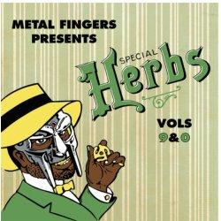 Metal Fingers - Special Herbs Vols 9&0, 2xLP, Reissue