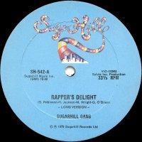 """Sugarhill Gang - Rapper's Delight, 12"""""""