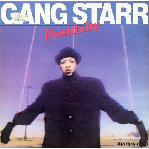 "Gang Starr - Positivity, 12"""