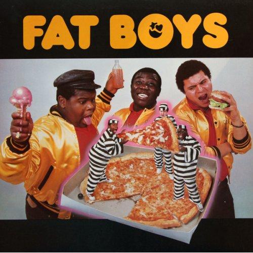 Fat Boys - Fat Boys, LP