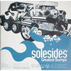 Various - Quannum Presents Solesides - Greatest Bumps, 4xLP