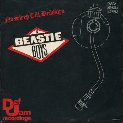 "Beastie Boys - No Sleep Till Brööklyn, 12"""