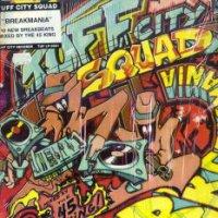 Tuff City Squad - Breakmania, LP