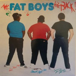 Fat Boys - The Fat Boys Are Back, LP