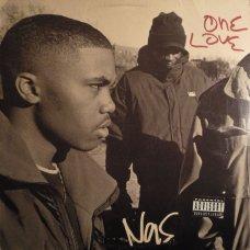 "Nas - One Love, 12"""