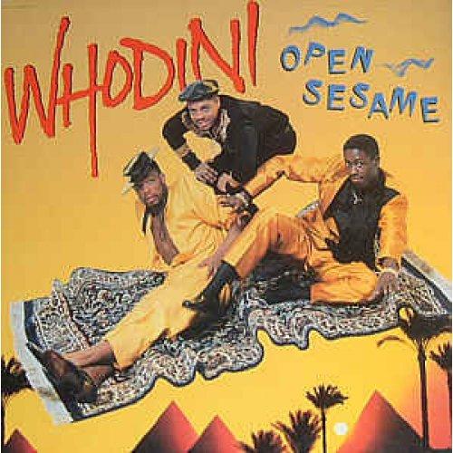 Whodini - Open Sesame, LP