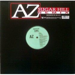 "AZ - Sugar Hill (Remix), 12"""