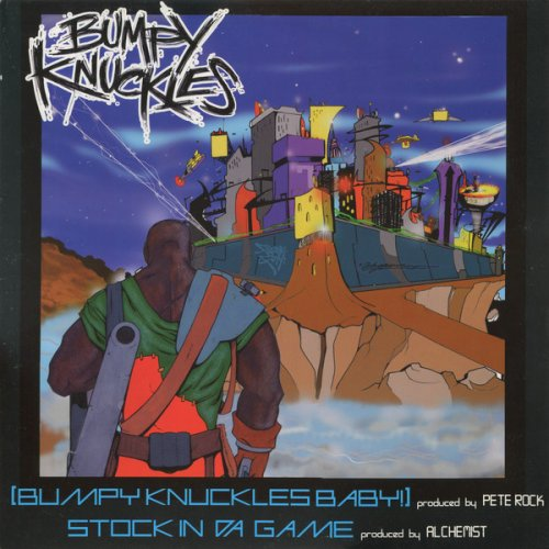 """Bumpy Knuckles - Bumpy Knuckles Baby! / Stock In Da Game, 12"""""""
