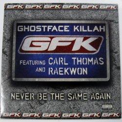"Ghostface Killah - Never Be The Same Again, 12"""