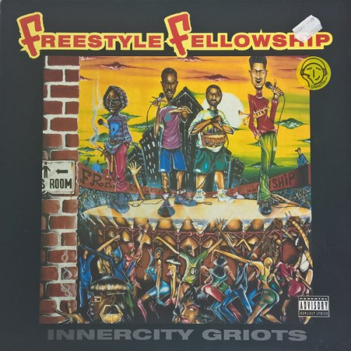Freestyle Fellowship - Innercity Griots, LP