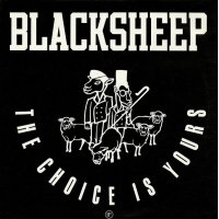 """BlackSheep - The Choice Is Yours, 12"""""""