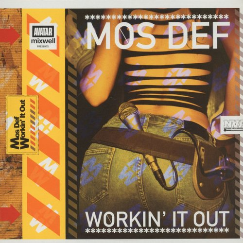 """Mos Def - Workin' It Out, 12"""""""