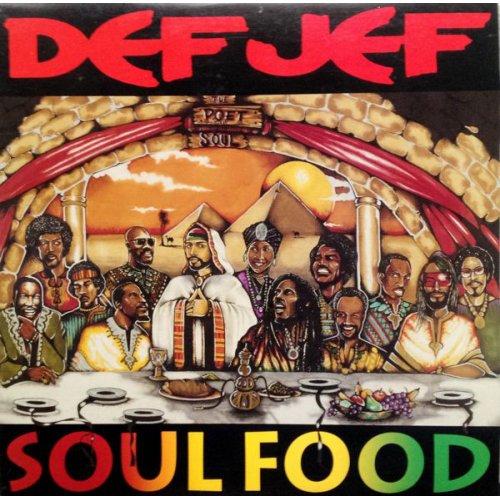 Def Jef - Soul Food, LP