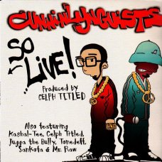 """CunninLynguists - So Live!, 12"""""""