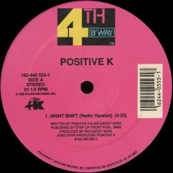 "Positive K - Night Shift, 12"""
