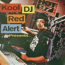 Kool DJ Red Alert - Kool DJ Red Alert Presents..., LP