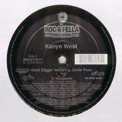 """Kanye West - Gold Digger, 12"""""""