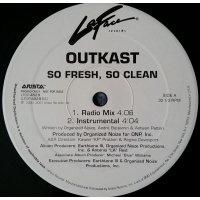 "OutKast - So Fresh, So Clean, 12"", Promo"