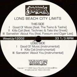 "Foesum - Long Beach City Limits, 12"""
