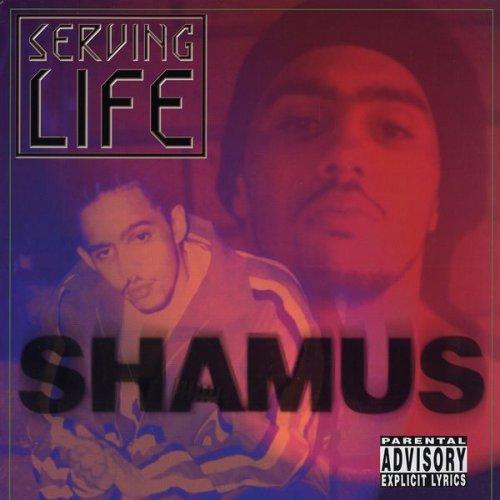 "Shamus - Serving Life, 12"", EP"