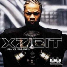 Xzibit - Man Vs Machine, 2xLP