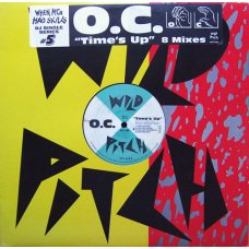 """O.C. - Time's Up, 12"""", Reissue"""