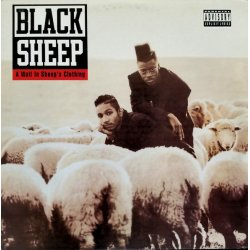 Black Sheep - A Wolf In Sheep's Clothing, LP, Reissue