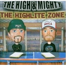 The High & Mighty - The Highlite Zone, 2xLP