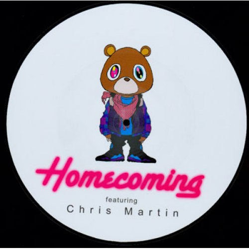 """KanYe West featuring Chris Martin - Homecoming, 12"""""""